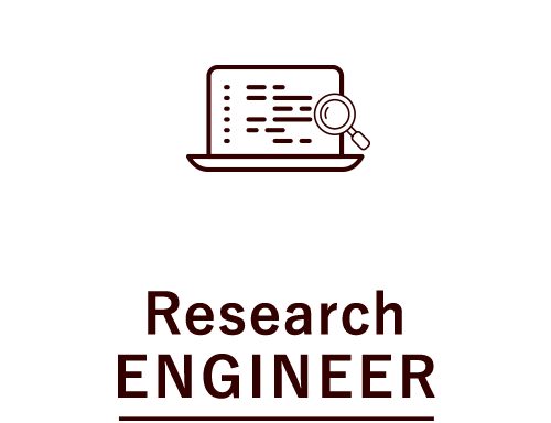 RESEARCH ENGINEER リサーチエンジニア